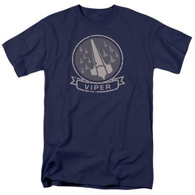 Battlestar Galactica- Viper Squad Insignia Badge