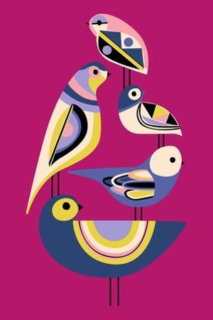 Bauhaus Birds