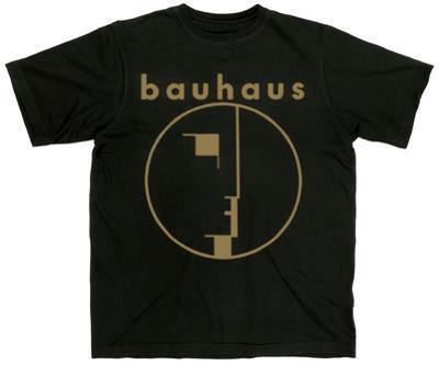 Bauhaus - Spirit Logo Gold
