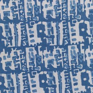 Blue Batik II by Baxter Mill Archive