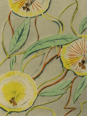 Delicate Deco Pattern I by Baxter Mill Archive