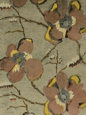Delicate Deco Pattern II by Baxter Mill Archive