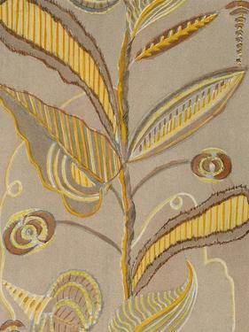 Delicate Deco Pattern IV by Baxter Mill Archive