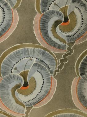 Delicate Deco Pattern V by Baxter Mill Archive