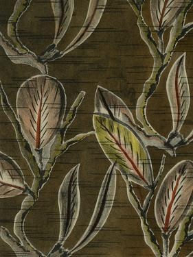 Delicate Deco Pattern VIII by Baxter Mill Archive