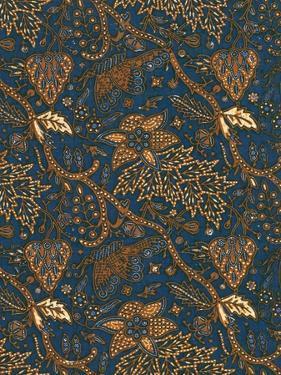 Indonesian Batik II by Baxter Mill Archive