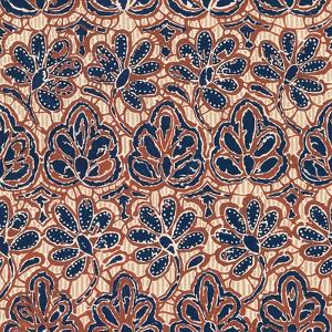 Indonesian Batik III by Baxter Mill Archive