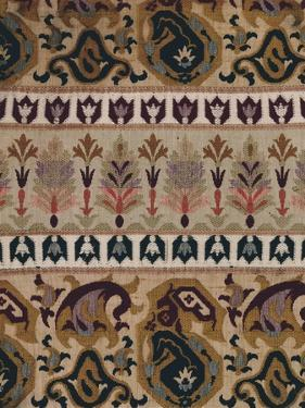 Kilim Detail I by Baxter Mill Archive