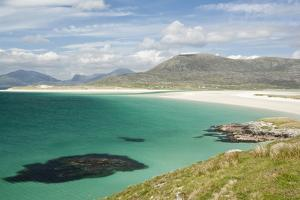 Bay in Sound of Taransay, Harris, Outer Hebrides