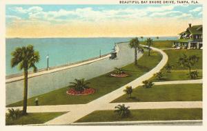 Bay Shore Drive, Tampa, Florida