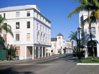 Bay Street, Nassau, Bahamas, West Indies, Central America