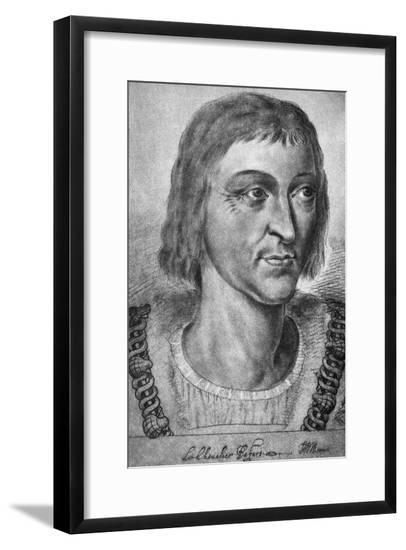 Bayard (1473524)--Framed Giclee Print