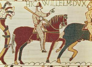 Bayeaux Tapestry Detail A