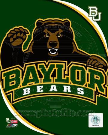 Baylor University Bears 2012 Logo
