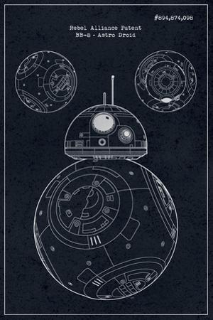 BB-8 - Blueprint