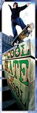 Be Cool, Skate in School