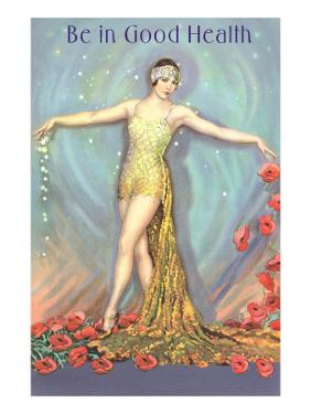 Be in Good Health, Dancer with Poppies