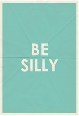 Be Silly Typography