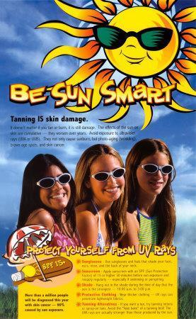 Be Sun Smart