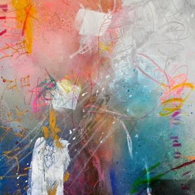 Open Your Mind No. 1 by Bea Garding Schubert