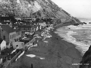 Beach, Gibraltar, C1920S-C1930S