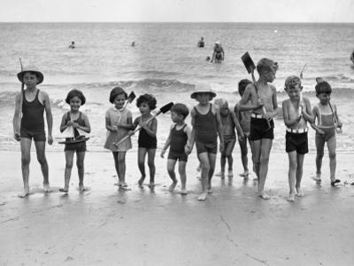 Beach Invasion