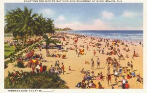 Beach, Miami Beach, Florida