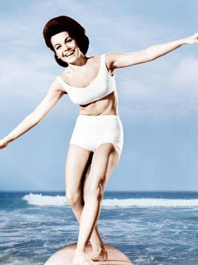 Beach Party, Annette Funicello, 1963