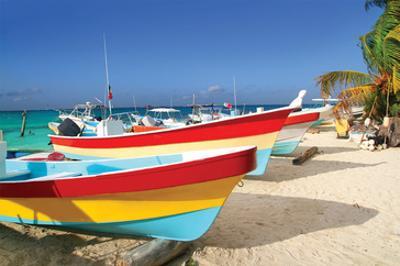Beachboats Isla Mujeres Mexico