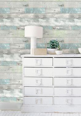 Beachwood Peel & Stick Wallpaper