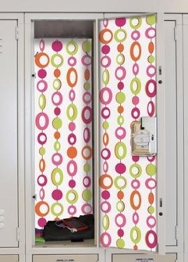Beaded Curtain Peel & Stick Locker Skins