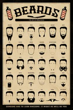 Beards - The Art of Manliness