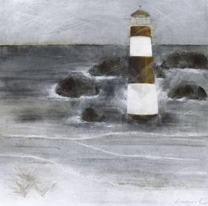Lighthouse II by Beate Emanuel