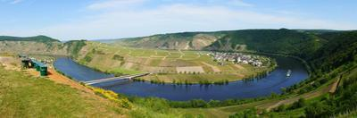 Moselle Valley Panorama