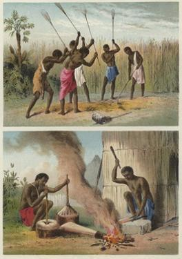 Beating Sorgo, Village Blacksmiths