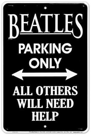 Beatles Parking