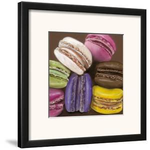 7 Macarons by Béatrice Hallier