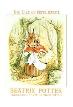 Beatrix Potter The Tale Of Peter Rabbit Art Print Poster