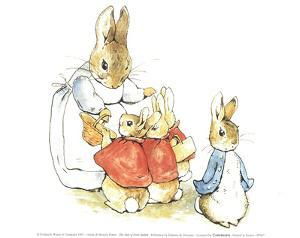 The Tale of Peter Rabbit II by Beatrix Potter