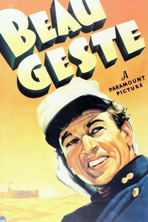 """Beau Geste"" 1939, Directed by William Wellman"