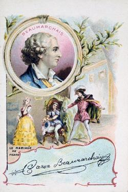 Beaumarchais and the Marriage of Figaro, 1784
