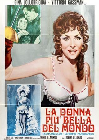 Beautiful But Dangerous, 1956 (La Donna Piu Bella Del Mondo)