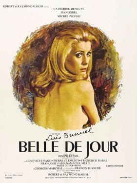 "Beautiful of the Day, 1967, ""Belle De Jour"" Directed by Luis Buñuel"