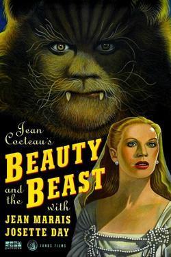 Beauty and the Beast, Jean Marais, Josette Day, 1946