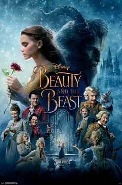 Beauty & The Beast- One Sheet