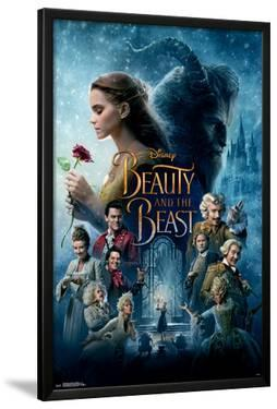 Beauty & The Beast- One Sheet
