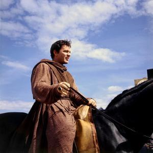 BECKET, 1964 directed by PETER GLENVILLE Richard Burton (photo)