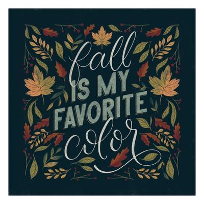 Autumn Sayings I