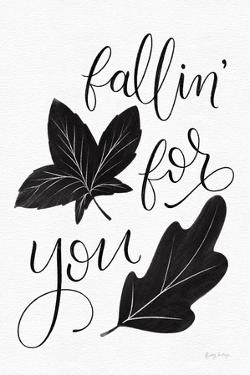 Fallin For You BW by Becky Thorns