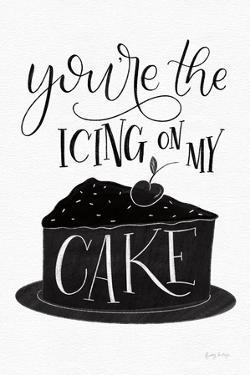 Icing On My Cake BW by Becky Thorns